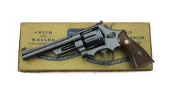 "Smith & Wesson Pre Model 27 .357 Magnum 6"""