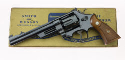 "Smith & Wesson Model 27 No Dash .357 Magnum 6 1/2"""