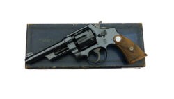 Smith & Wesson Pre War .38/44 Heavy Duty