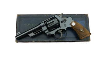 Smith & Wesson Pre War .38/44 Heavy Duty