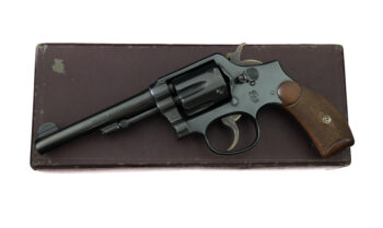 Smith & Wesson Model of 1905 4th Change