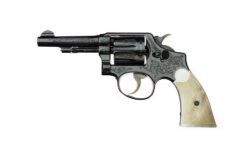 Smith & Wesson Factory Engraved Model 1905 4th Change
