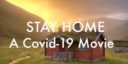 stay home a covid story