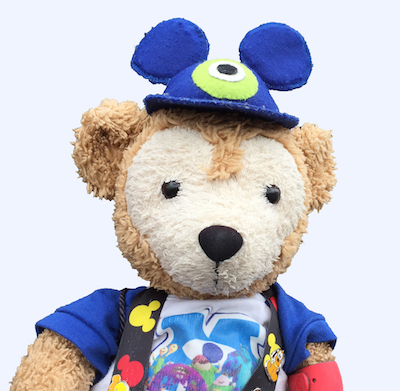 Huggies! Duffy the Disney Bear
