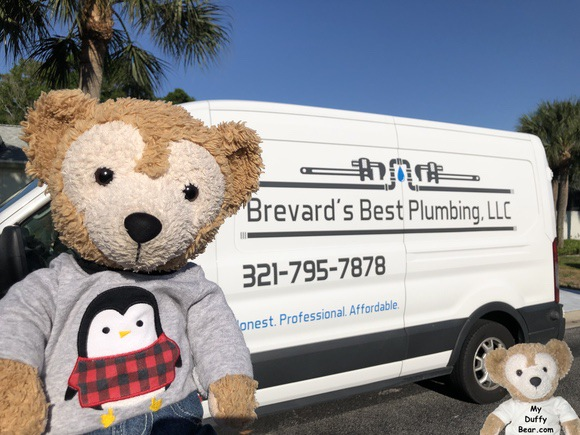 Brevard's Best Plumbing is repiping our house!