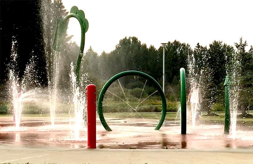 Millet Splash Park