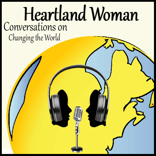 Logo for Heartland Woman