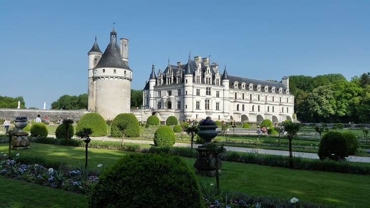 Architects of the Castle of Chenonceau