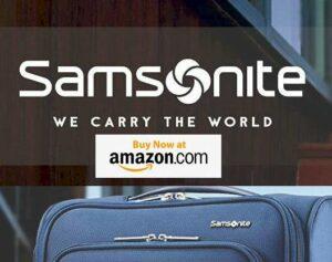 Samsonite underseaters