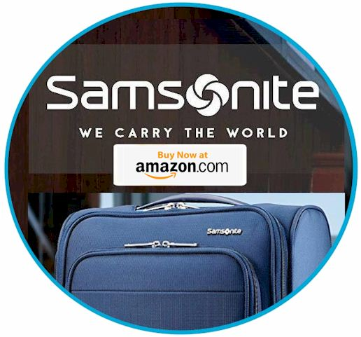 Luggage Samsonite