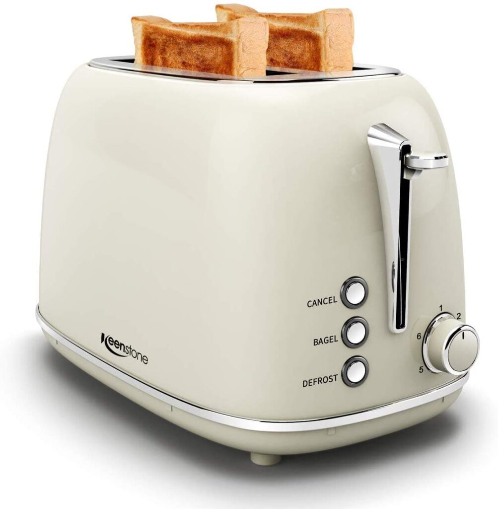 Decor Kitchen Vintage - Retro Toaster Appliances