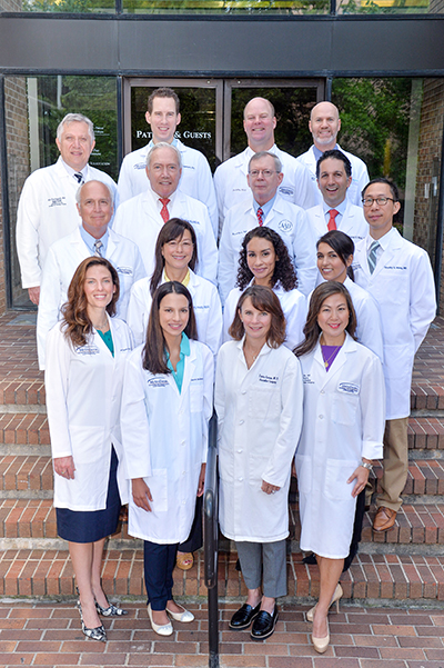 physician providers at MetroDerm dermatology center