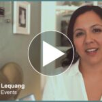 Crystal Lequang introduces how her team enjoys detailed groundwork for your special celebrations