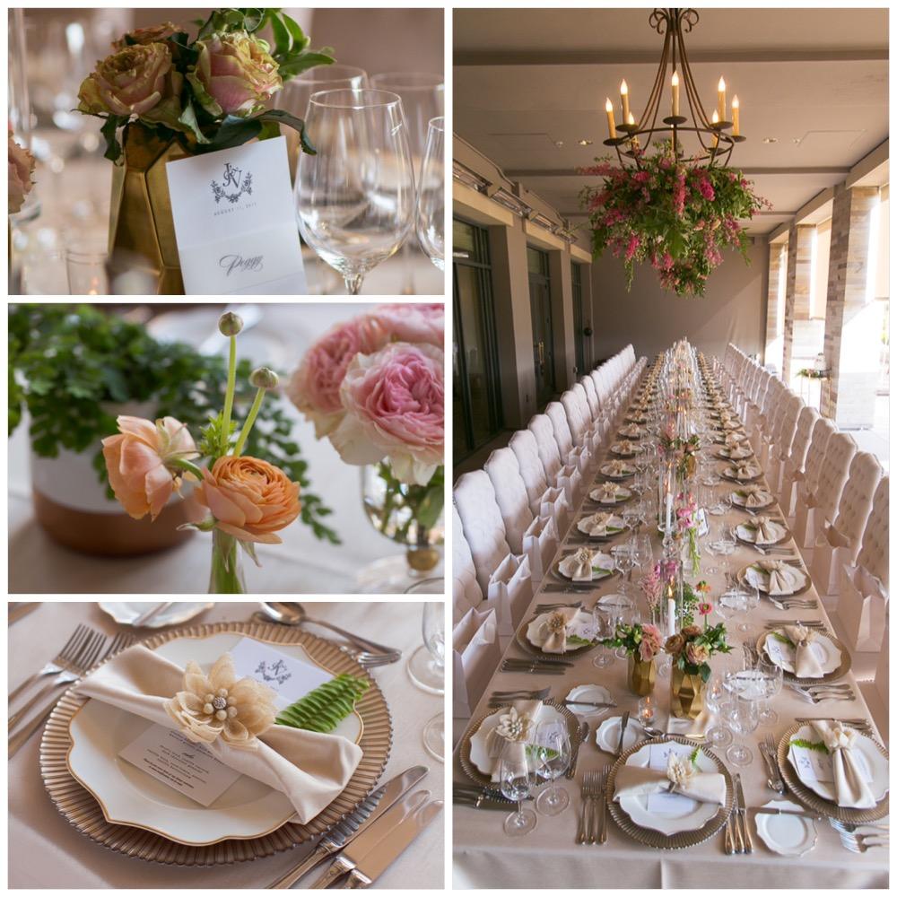 Wedding reception at RSH