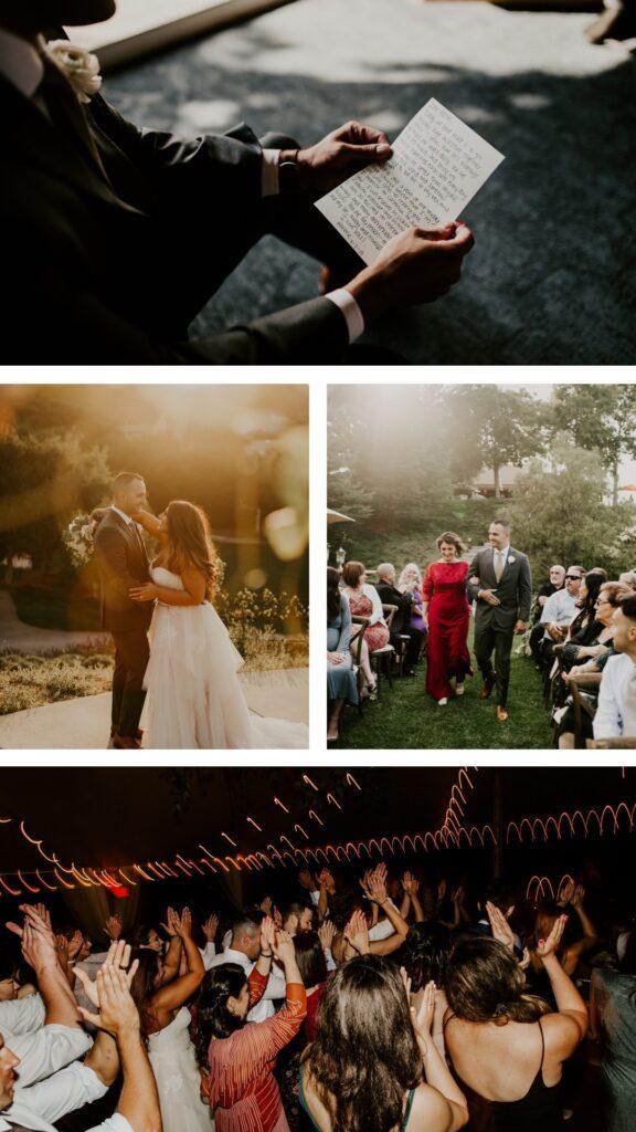 Joshua Rose Photography wedding images