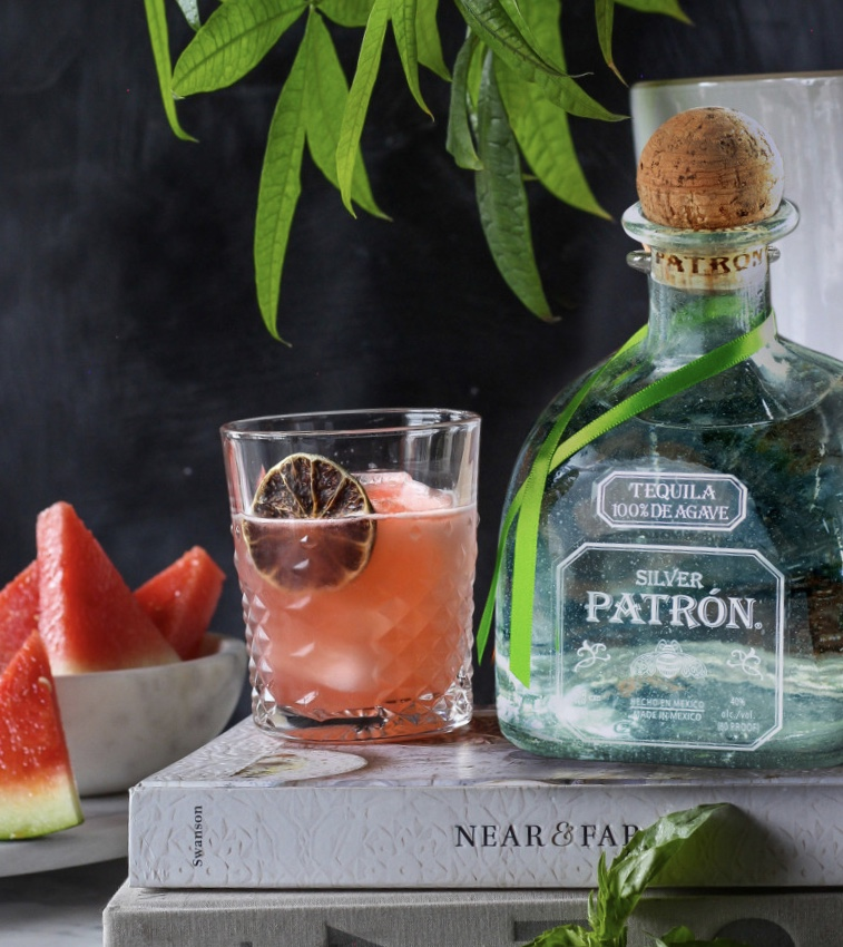 Patron cocktails at home
