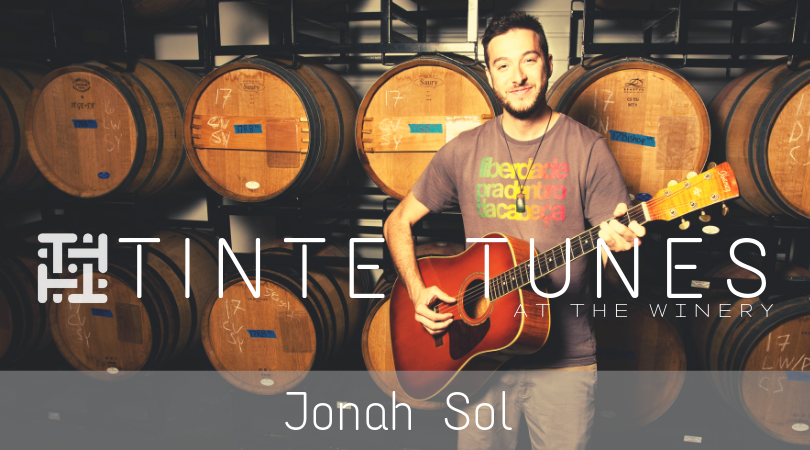 Tinte Tunes at the Winery with Jonah Sol