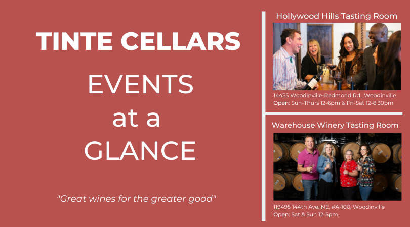 Coming Events at a Glance