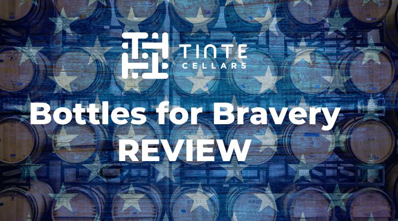 Bottles for Bravery Review