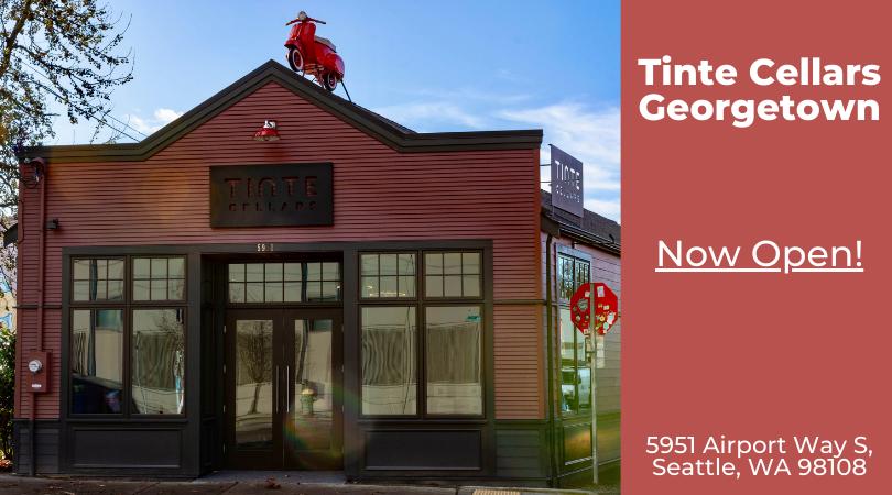 Tinte Cellars Georgetown Grand Opening