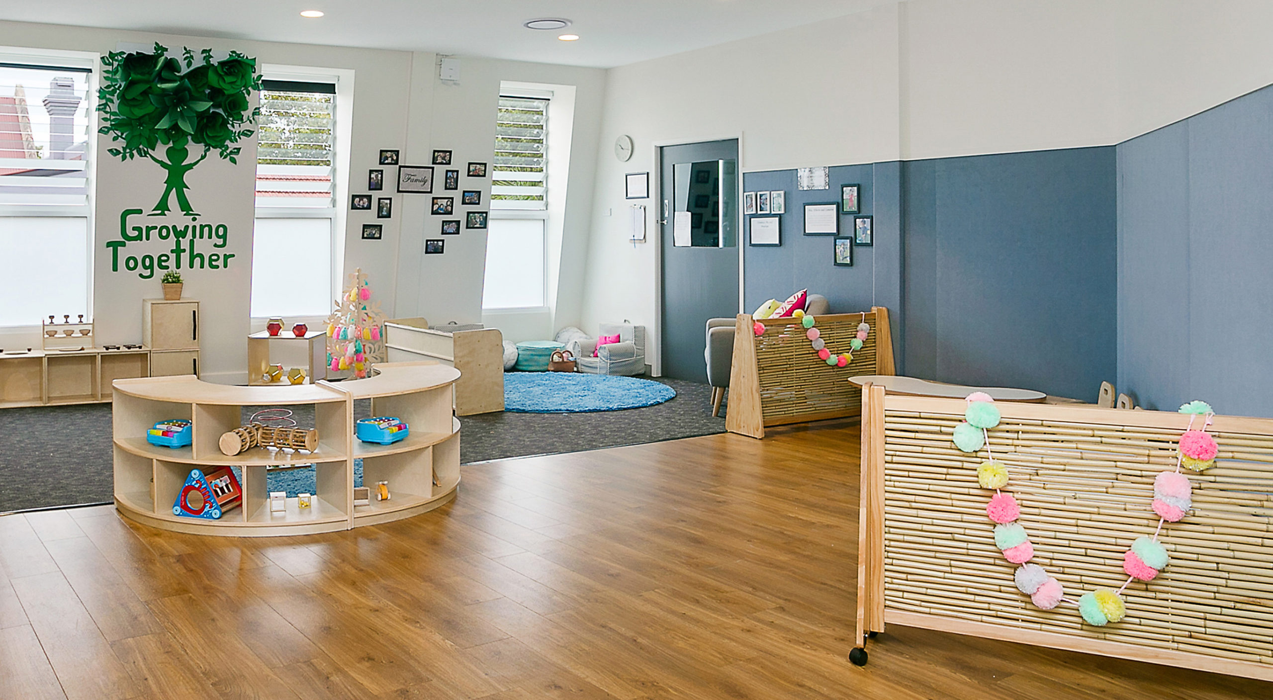 Only About Children Childcare Surry Hills Play Area Interior Design- Gardner Wetherill GW 02