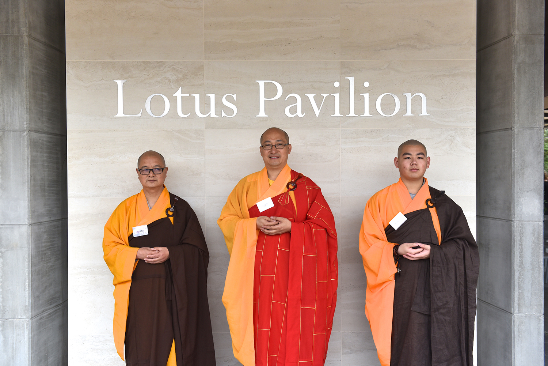 Lotus Pavilion Macquarie Park Cemetery Buddhist Priests – Gardner Wetherill GW 6