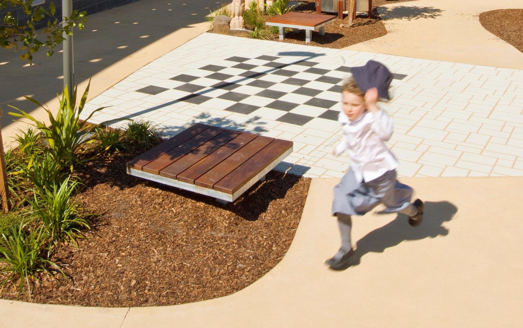 Redlands Preparatory School Child Playing – Gardner Wetherill GW 4