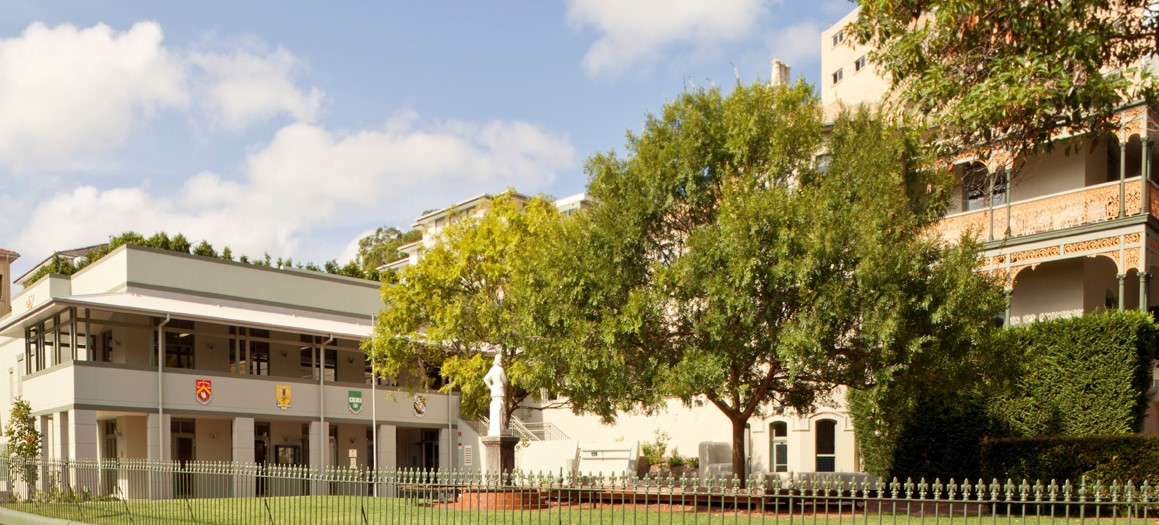 St Aloyisus College Sporting Facilities Exterior Architecture – Gardner Wetherill GW 2