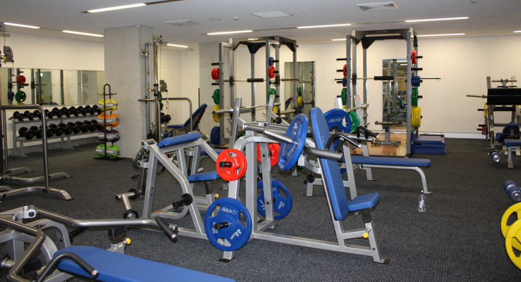 St Aloyisus College Sporting Facilities Gym and Weights Area – Gardner Wetherill GW 5
