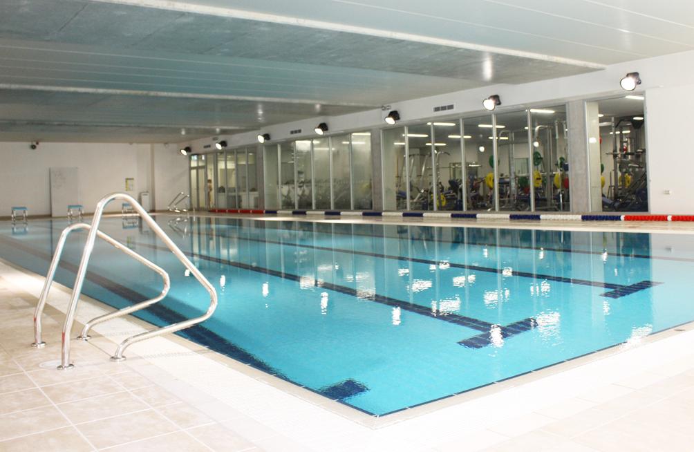 St Aloyisus College Sporting Facilities Indoor Pool – Gardner Wetherill GW 4