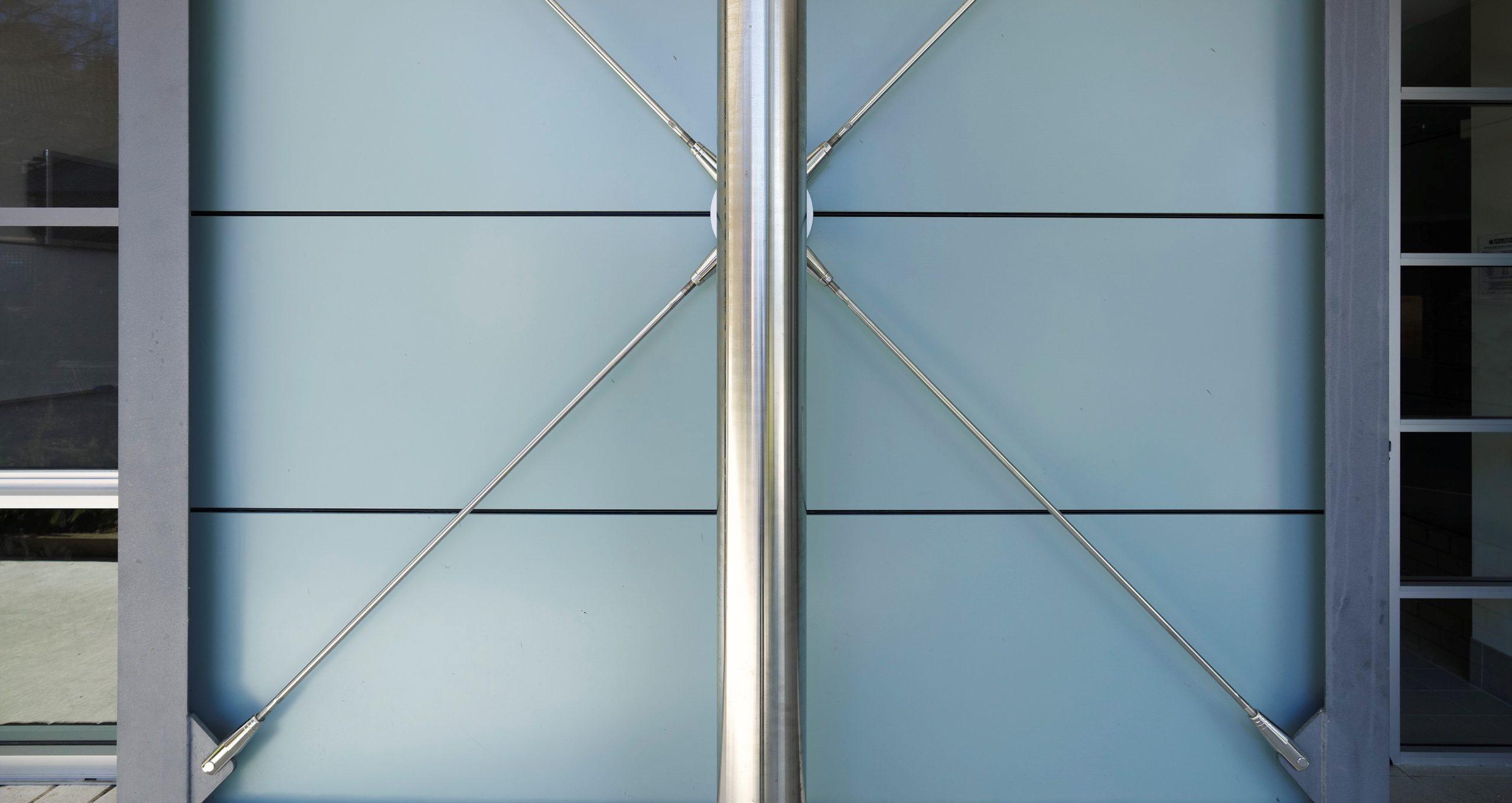 The Lennon Centre Northholm Grammar School Architectural Detail – Gardner Wetherill GW 4