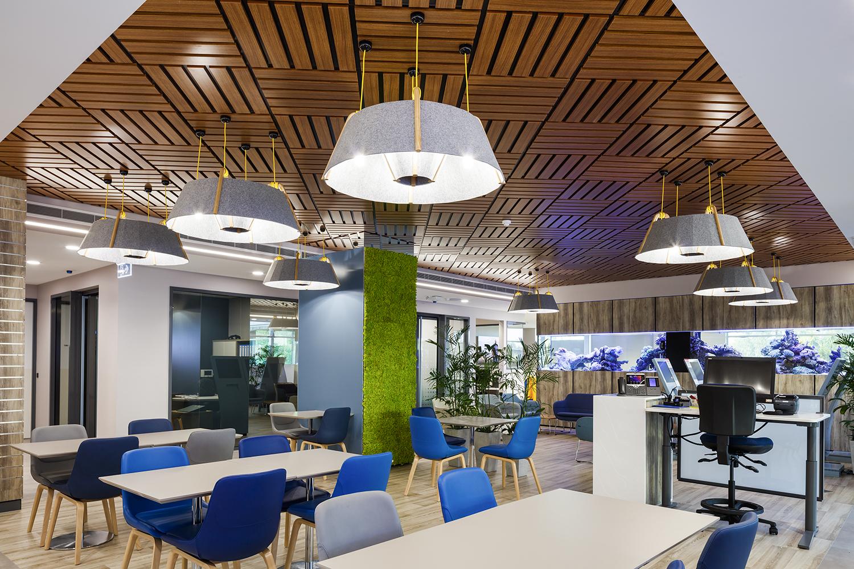 Townsville Plasma Centre Australian Red Cross Lifeblood – Refreshments Area Interior Architecture – Gardner Wetherill GW 4