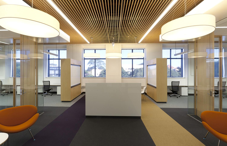 UNSW Astrophysics Work Environment – Entry Foyer – Gardner Wetherill GW 4