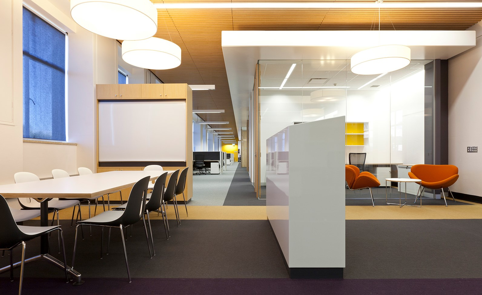 UNSW Astrophysics Work Environment – Meeting Space – Gardner Wetherill GW 1
