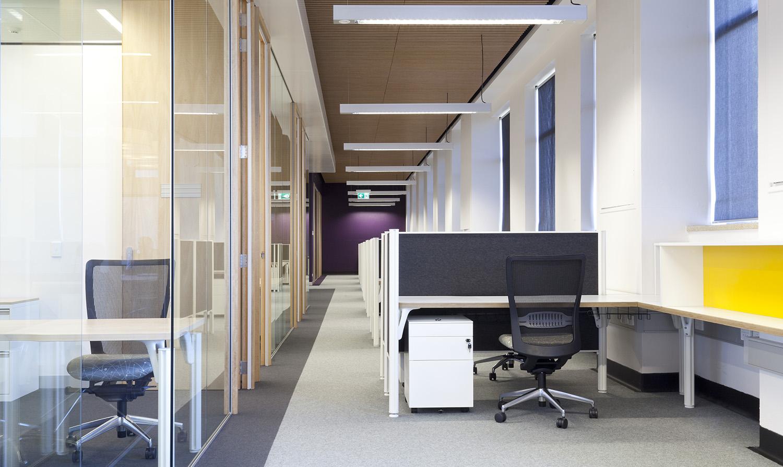 UNSW Astrophysics Work Environment – Office Desk Cubicle – Gardner Wetherill GW 3