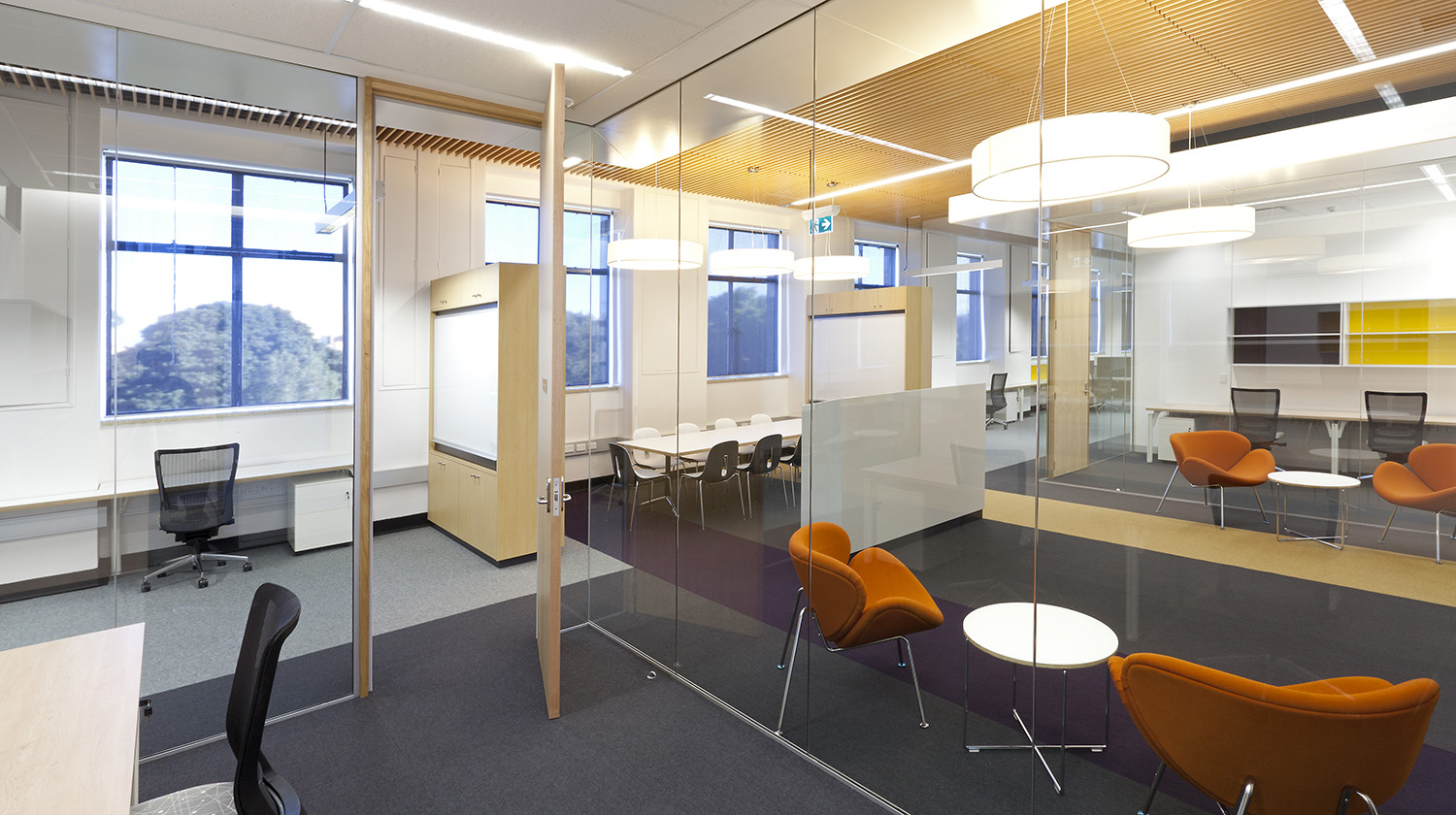 UNSW Astrophysics Work Environment – Office and Meeting Room – Gardner Wetherill GW 2