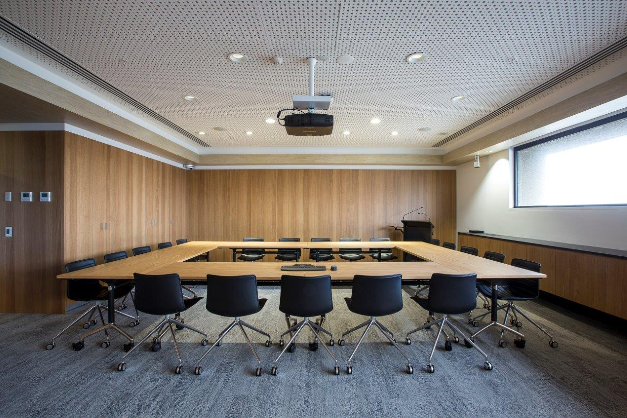 UTS Building 1 Level 18 Office and Workplace – Meeting Room and Boardroom – Gardner Wetherill GW 3