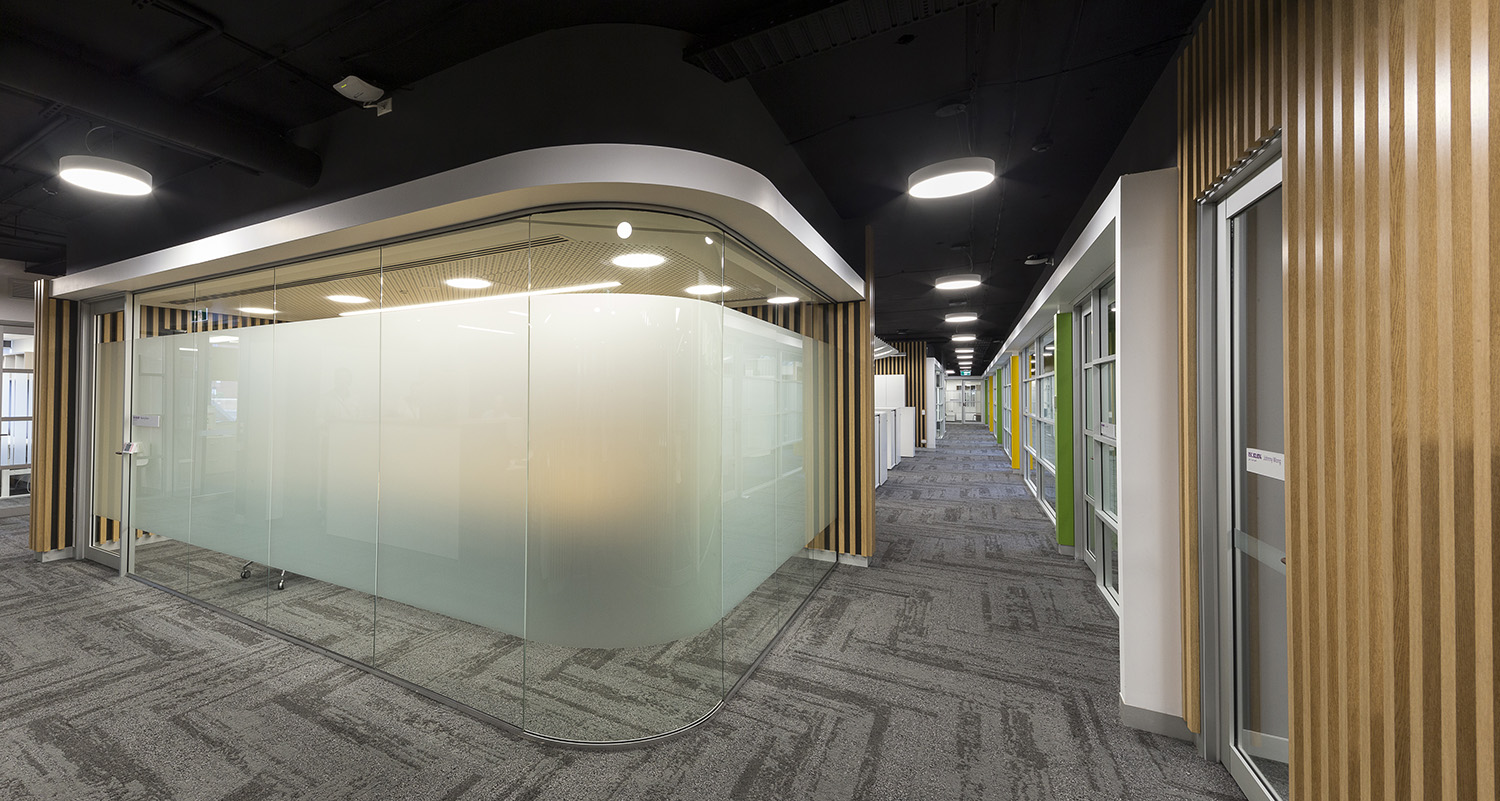 UTS Building 5 DAB Workplace Hallway and Meeting Rooms – Gardner Wetherill GW 4