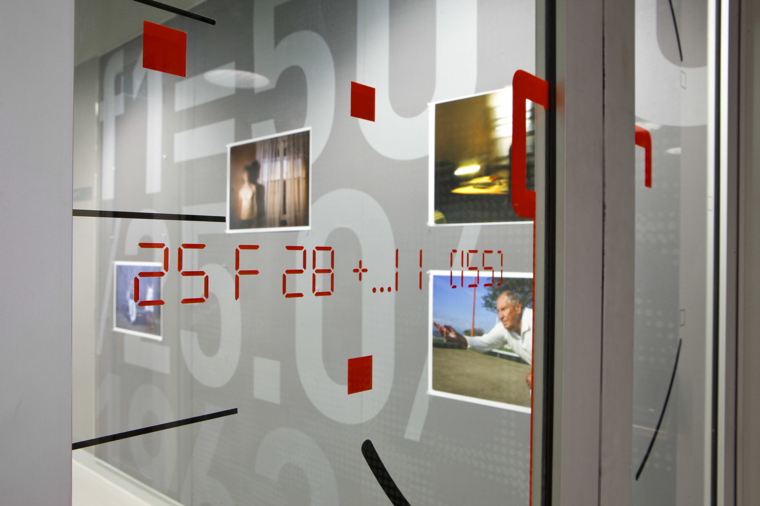 UTS Building 6 DAB Fabrication and Photographic Studio Interior Design Window Detail – Gardner Wetherill GW 3