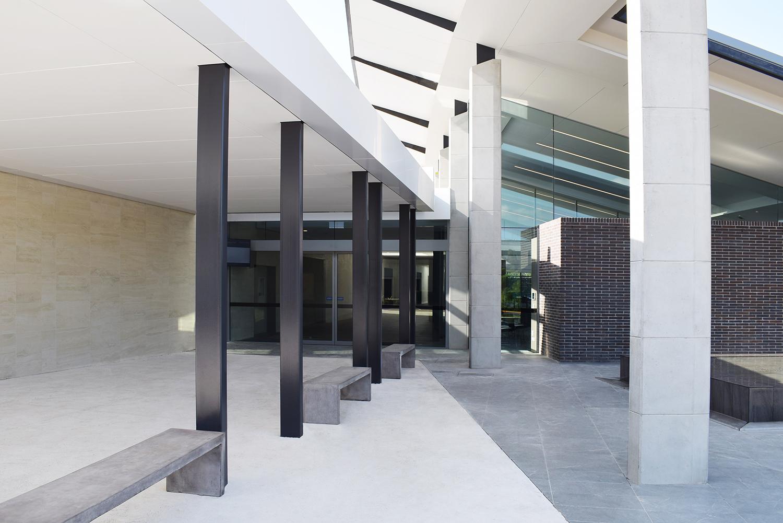 Wallumatta Function Centre Macquarie Park Cemetery Entry Foyer – Gardner Wetherill GW 4