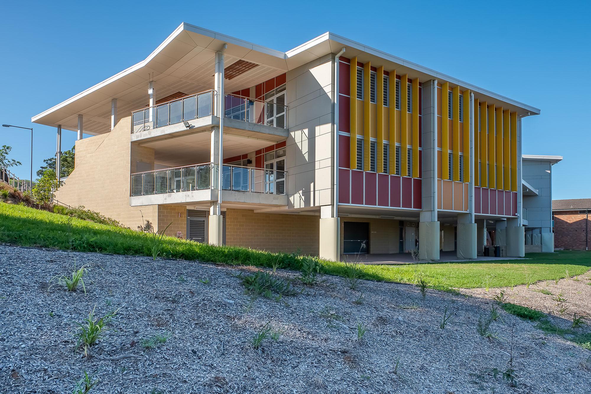 Excelsior Public School Architecture Exterior – Gardner Wetherill GW 3