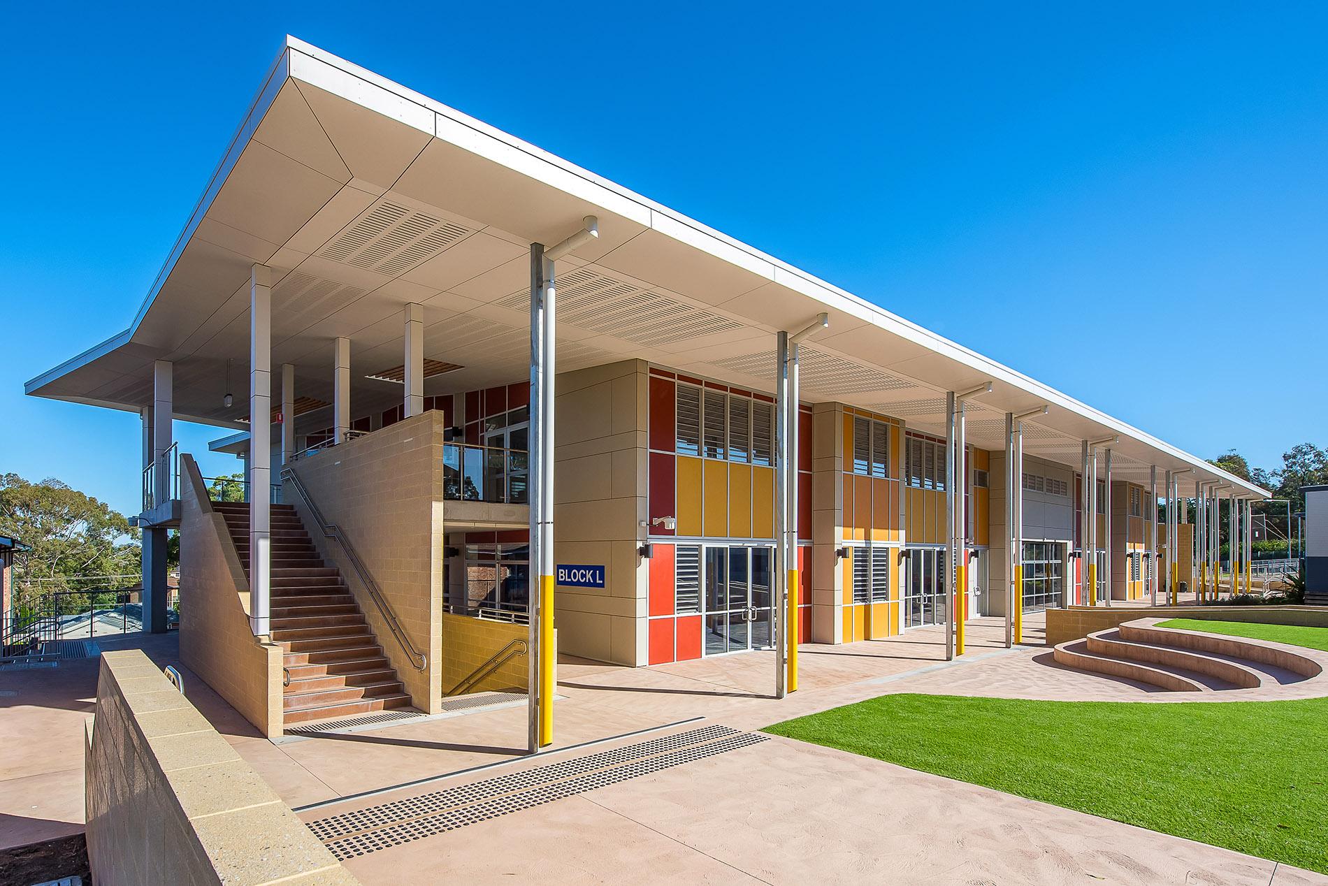 Excelsior Public School Architecture – Gardner Wetherill GW 1