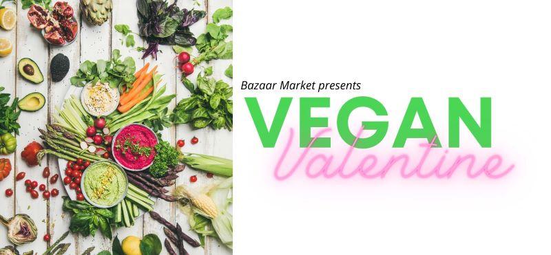 Vegan Valentine's Day at Hamlet's Eatery