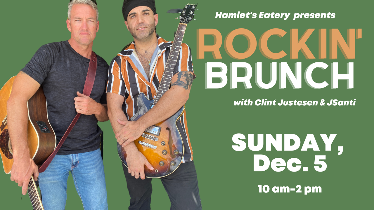 Hamlet's Eatery Food Truck presents Rockin' Brunch