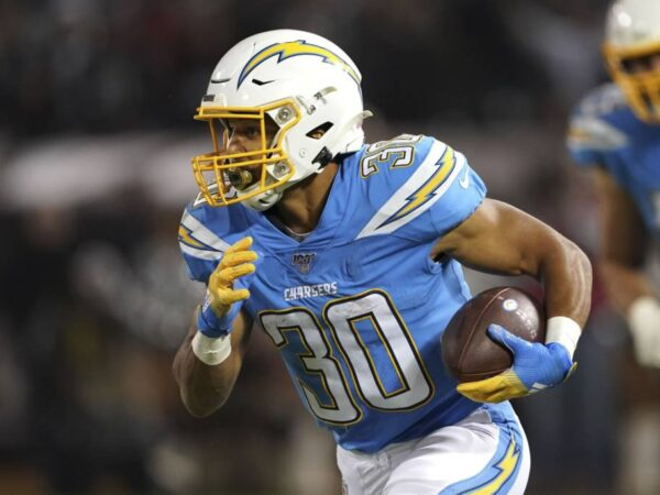 Most Targeted Fantasy Football Running Backs so far in 2020