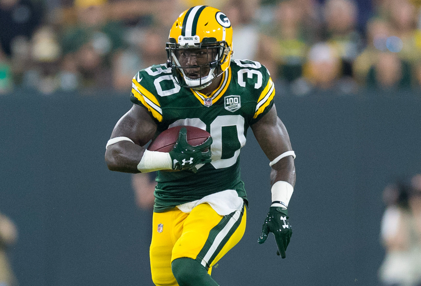 Aaron Jones is Out: Is Jamaal Williams a Fantasy Start Against the Vikings?