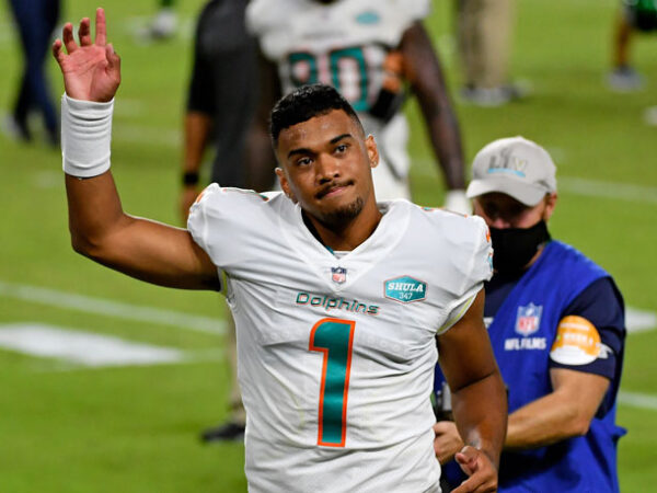 Fantasy Football Week 8 Sit 'Em: Tua Tagovailoa, D'Andre Swift