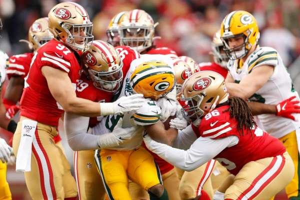 Fantasy Start 'Em and Sit 'Em, Week 9: Packers versus 49ers