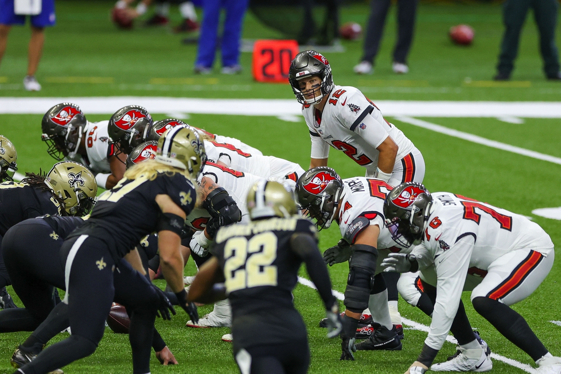 Fantasy Start 'Em and Sit 'Em, Week 9: Saints versus Buccaneers