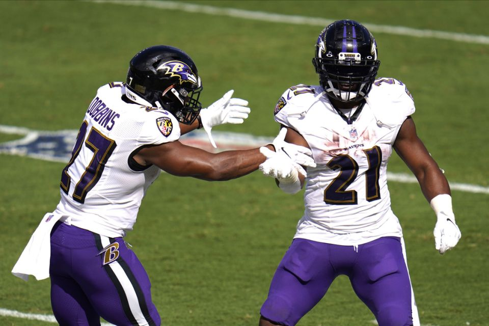 Week 14 Fantasy Football Sit 'Em Running Backs